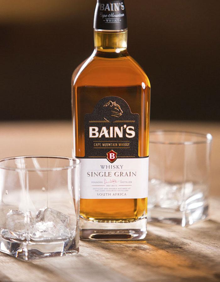 Bains Grain Whisky