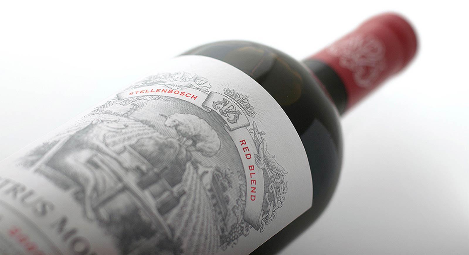 Petrus Mouton Wine
