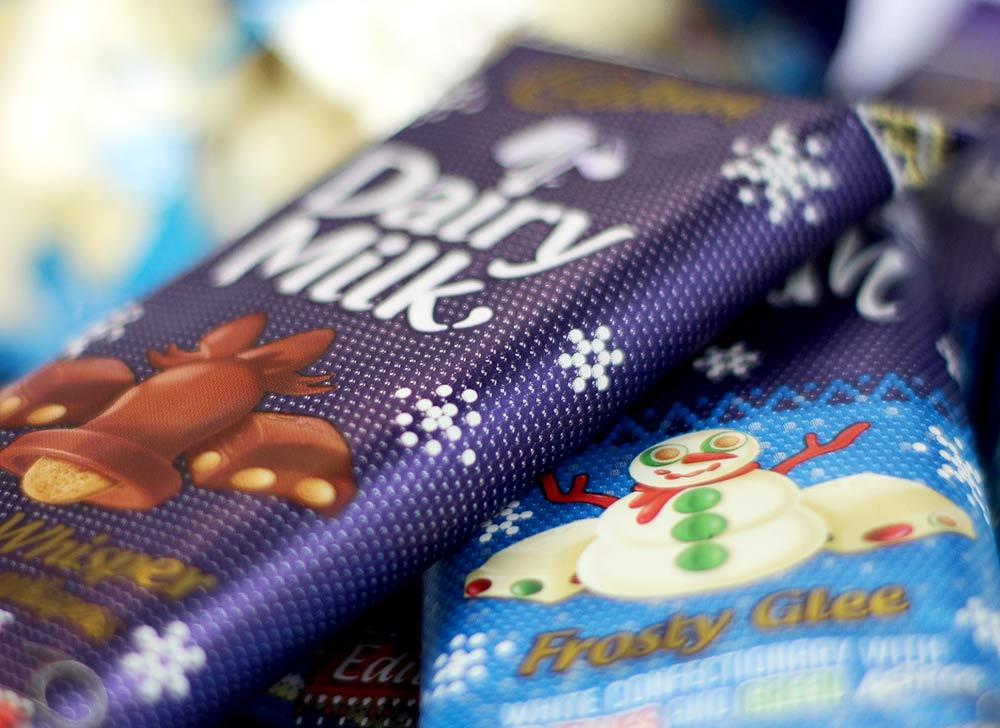 cadbury u2019s festive limited edition