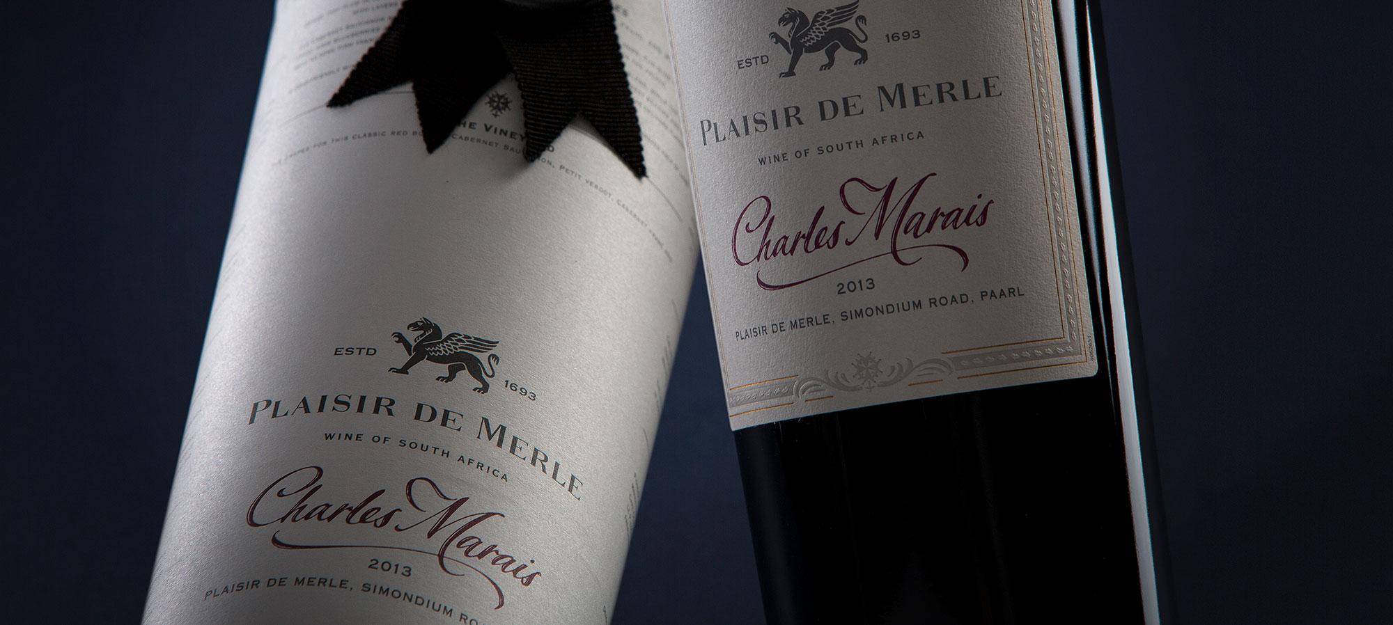 Plaisir De Merle Charles Marais