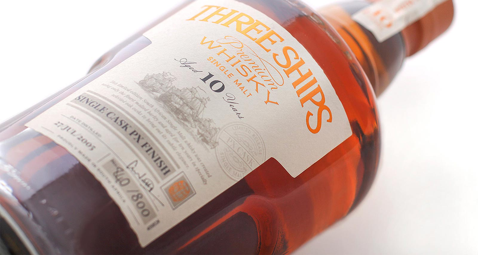 Three Ships PX cask Limited Edition