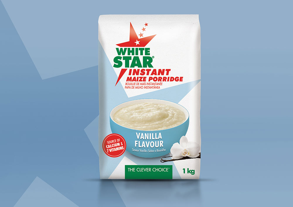 White Star Instant Maize